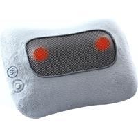 Massageador Multi Massage 3D Relaxmedic - Massagem Shiatsu, Função Aquecimento, Bidirecional, Ideal Para Pescoço, Costas, Lombar E Panturrilhas