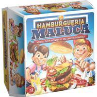 Jogo De Tabuleiro Hamburgueria Maluca - Grow