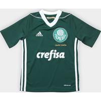 Camisa Palmeiras Infantil Obsessão Edição Limitada Adidas - Unissex