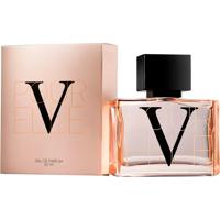 Perfume Feminino V Pour Elle Vivara - Eau De Parfum 50Ml