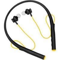 Fone De Ouvido Intra-Auricular Multilaser Esportivo Bluetooth Sem Fio Pulse Rubber - Unissex