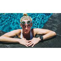 Relógio Ticwatch Smartwatch Unissex Ticwatch E2 Caixa Policarbonato Preta Pulseira Em Silicone Preta