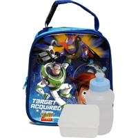 Lancheira Dermiwil Soft Toy Story Azul