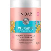 Máscara De Hidratação Inoar Meu Cacho Meu Crush - 1Kg - Unissex-Incolor