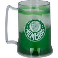 Caneca Em Gel Do Palmeiras - 400Ml - Verde