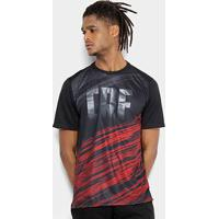 Camiseta Flamengo Scroll Masculina - Masculino