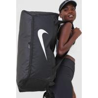 Bolsa Nike Brsla L Duff - 9.0 Preta - Preto - Dafiti