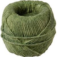 Porta-Velas Novelo De Lã Green