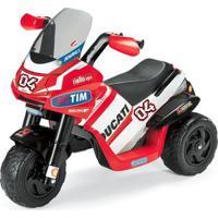 Mini Moto Elétrica - Ducati Desmosedici 6V - Peg-Pérego