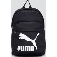 Mochila Puma Bum Bag Preta