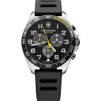 Relógio Victorinox Swiss Army Feminino Borracha Preta - 241892