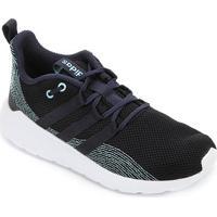 Tênis Adidas Questar Flow Masculino - Masculino-Preto+Azul