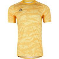 Camisa De Goleiro Adidas Adipro 19 - Masculina - Amarelo Escuro