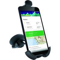 Suporte Isound Veicular Com Ventosa Para Smartphone E Gps Preta
