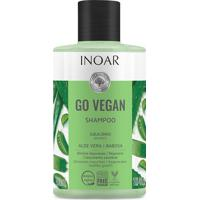 Shampoo Go Vegan Aloe Vera- 300Ml- Inoarinoar