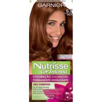 Tintura Garnier Nutrisse Cor Intensa 6.7 Chocolate