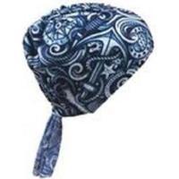 Bandana Marino - Unissex-Azul