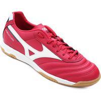 9336aa506e680 Netshoes; Chuteira Futsal Mizuno Morelia Classic In P - Unissex