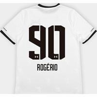 Camisa Sport Recife Ii 2018 Nº 90 Rogério - Torcedor Under Armour Masculina - Masculino