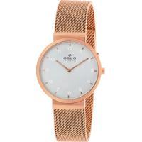 Relógio Oslo Feminino - Ofrsss9T0006 S1Rx - Rosé