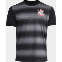 f7137bef7b Netshoes  Camiseta Corinthians Zone Masculina - Masculino