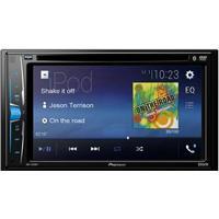 """Dvd Player Automotivo Pioneer Avh A208Bt Com Conexão Bluetooth, Tela 6,2"""" Widescreen, Rádio Fm E Entrada Usb"""