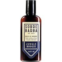 Balm De Barba Sobrebarba Jungle Boogie 140Ml - Masculino-Incolor
