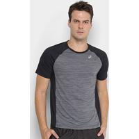 2101ceadfd2 Netshoes  Camiseta Asics Color Ss Masculina - Masculino