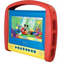 Dvd Player Portátil - Kids - Tectoy