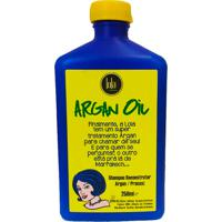 Lola Argan Oil Shampoo Reconstrutor Argan/Pracaxi 250Ml - Incolor - Dafiti