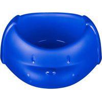 Comedouro Para Cães Sanremo Plástico Azul 300Ml