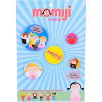 Conjunto Botons Momiji Com 5 Original Trevisan Concept