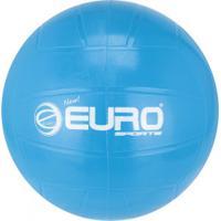 Bola De Vôlei Vinil Euro - Azul 3fb206206a226