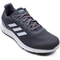 Tênis Adidas Cosmic 2 Masculino - Masculino-Cinza+Branco