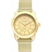 Relógio Euro Eu2036Yls/4D Feminino - Feminino-Dourado