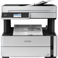 Impressora Multifuncional Epson Ecotank M3170 Branca