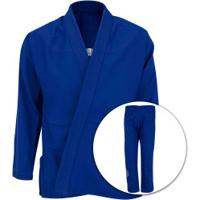Kimono Jiu-Jitsu Keiko Ultra Light 2.0 - Adulto - Azul