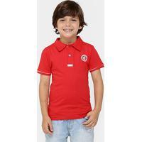Camisa Polo Internacional Juvenil - Masculino