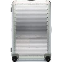 Fpm – Fabbrica Pelletterie Milano Spinner 76 Suitcase - Prateado