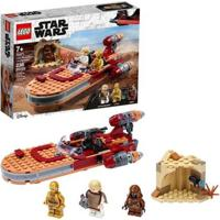 Lego Star Wars O Landspeeder De Luke Skywalker 75271 236 Peças - Unissex-Branco