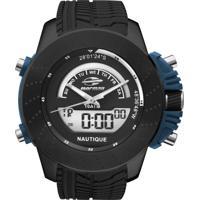 Relógio Mormaii Masculino Nautique Mova002/8P