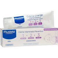 Creme Vitaminado 1 2 3 110Ml - Mustela