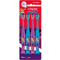 Escova Dental Colgate Tandy Com 4 Unidades