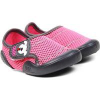 Sapato Infantil Klin Confort - Masculino-Pink