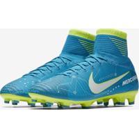 Chuteira Nike Mercurial Superfly Df Neymar Campo Infantil