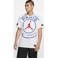 Camiseta Jordan Psg Masculina