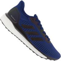 Tênis Adidas Solar Drive Boost - Masculino - Azul/Preto