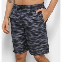 "Short Nike Swim Volley 9"" Lisa Masculino - Masculino"