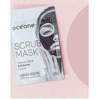 Amaro Feminino Oceane Máscara Facial Esfoliante, Scrub Mask