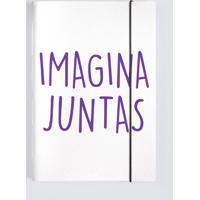 Sketchbook Imagina Juntas Branca